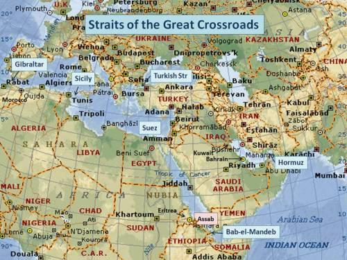 MSN Encarta map, Author annotation