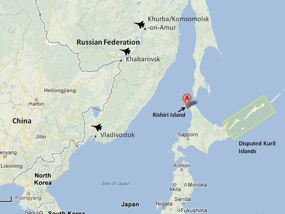 Russian bombers do guam theoptimisticconservatives blog rishiri island air space violation sea of japan gumiabroncs Choice Image