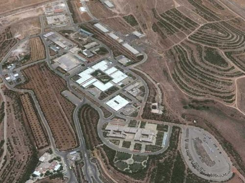 The SSRC in happier days, 8 months prior to Jan 2013 (Times of Israel image via Business Insider)