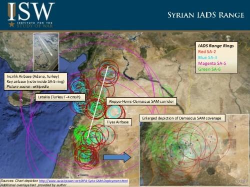Syrian air defense OOB when civil war started*