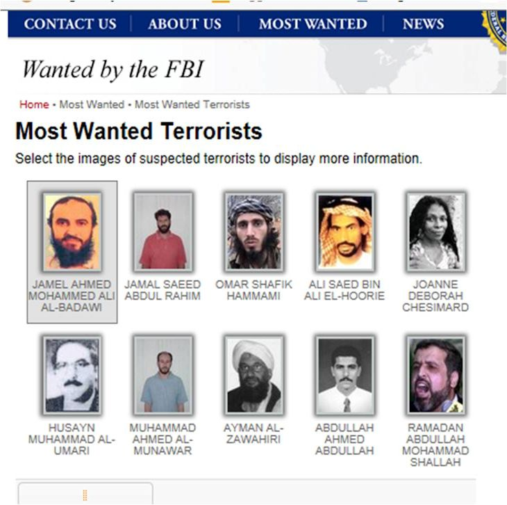 Censored: Most-wanted terrorist photos on Seattle buses