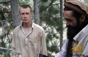 SGT Bowe Bergdahl with Taliban captor