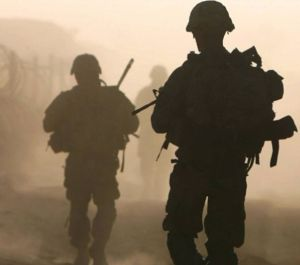 Success without victory: it's all on them (US troops patrol in Kandahar, Sep 2013. Laura Rauch, Stars & Stripes)