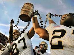 Jubilation over the Old Oaken Bucket.