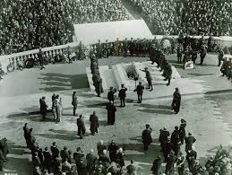 Interment of the Unknown Soldier, 11 November 1921