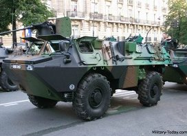 Lebanon-bound? (A French VAB armored personnel carrier. Military-Today.com photo)