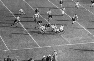 Army-Navy game 29 Nov 1941.