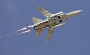 Su-24 in professional pose. (Image: Reuters, Shamil Zhumatov)