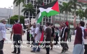 Miami protest