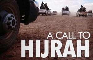 The stirring cover of ISIS magazine Dabiq, issue No. 3