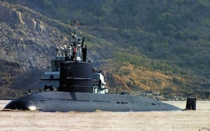 Chinese Song-class (Type 039) submarine. (Image via ChineseDefence.com)