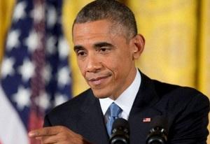 Obama again