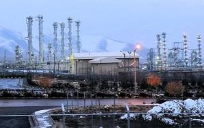 Arak plutonium reactor complex.