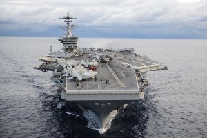 USS Theodore Roosevelt (CVN-71). (Image: Facebook)
