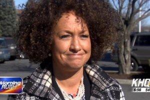 Rachel Dolezal, prematurely transracial. (Image: KHQ)