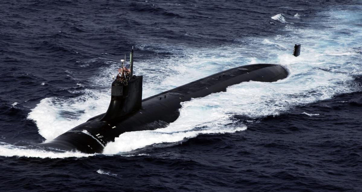 USS Connecticut: Close encounter in the South ChinaSea